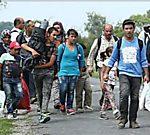 Grünes Band für Flüchtlinge