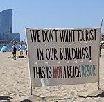 Mediation soll Konflikte zwischen Touristen und Anwohnern in Barcelona lösen