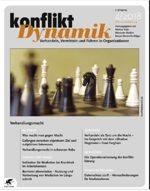 Zeitschrift «Konfliktdynamik» mit neuem Verlag