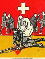 Werte und Waffen aus der Schweiz
