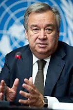 Neuer UNO-Generalsekretär will Mediation stärken