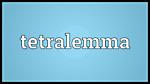 Mediation und Tetralemma mit Dr. Marco Ronzani
